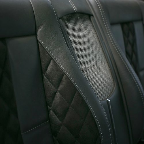 powerfull leather seats camaro