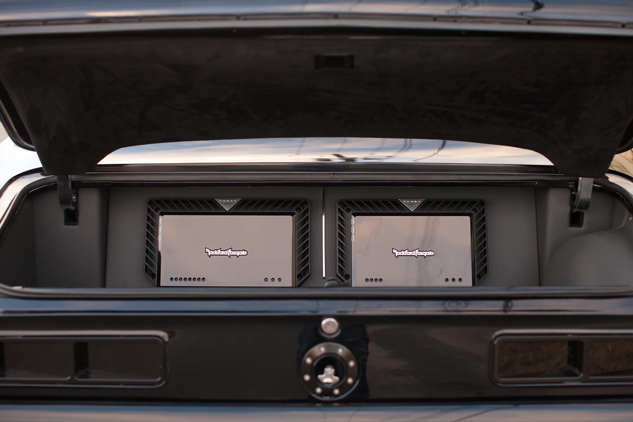Pro Touring Camaro Audio And Sound Systems